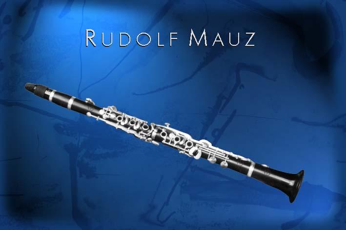 Rudolf Mauz Klarinetist